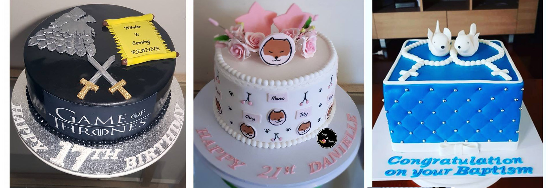Life Is Too Short To Say No Cake